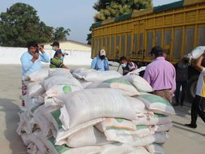 Culmina entrega de insumos agrícolas a ejidos de Villaflores