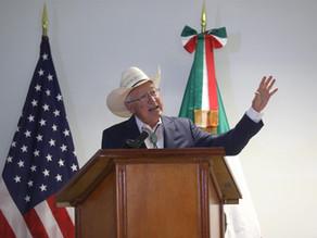 El nuevo embajador de EU llega a México con migración y pandemia de prioridad
