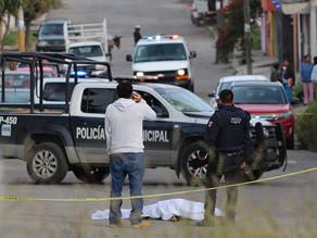 Marzo, mes con más homicidios del que se tenga registro en México