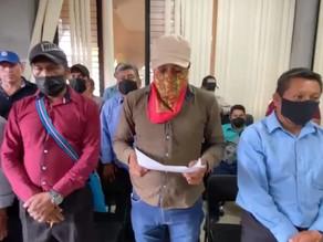 "Miembros de ""los machetes"" piden a auto desplazados retornar a Pantelhó"