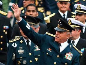 López Obrador acusa a la DEA de fabricar pruebas en el caso Cienfuegos