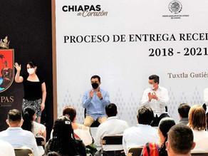 Congreso del Estado coordina trabajos para la entrega - recepción de los ayuntamientos
