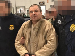 "Cadena perpetua a Joaquín ""El Chapo"" Guzmán en EUA"