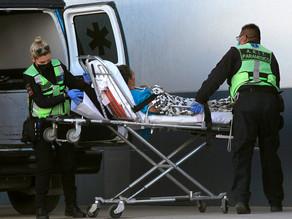 México reporta 1.273 nuevas muertes y 8.634 contagios por covid-19