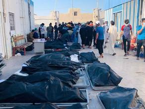 Suman 92 muertos en un hospital de Irak; denuncian negligencia