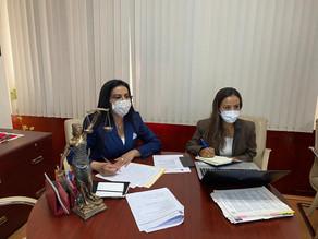 Encabeza PJE sesión de la Sub Comisión de Justicia para Adolescentes