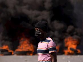 Cientos de haitianos vuelven a las calles contra el presidente Moise