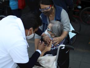 México reporta 577 nuevas muertes y 5.977 nuevos contagios por coronavirus