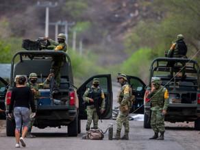 Pugna por el control del cartel de Sinaloa deja 16 muertos en México