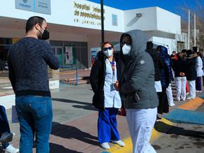 México reporta 15.873 nuevos contagios y 1.235 decesos por covid-19