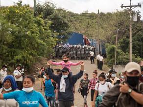 Guatemala se prepara para eventual llegada de una nueva caravana migrante