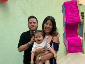 La aventura de ser mamá: ¡Feliz cumpleaños Elisa!