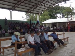 Por ataques armados de Aldama se desplazan indígenas de Chenalhó