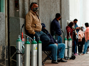 Covid-19 pone salud y economía de Ciudad de México contra las cuerdas