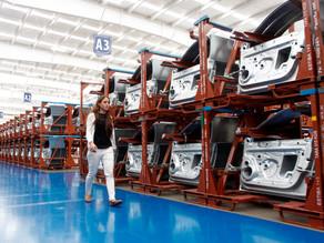 México registra superávit comercial de 5.798,7 millones de dólares en julio