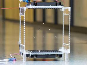 Logran la levitación de objetos mediante ondas sonoras