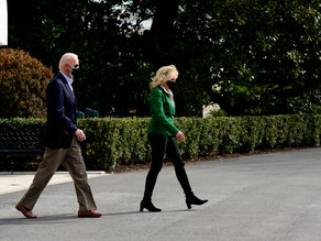 Joe Biden visita Texas tras el impacto del fuerte temporal de frío