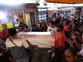 Estalla indignación en México por feminicidios; tras asesinato de la niña Fátima