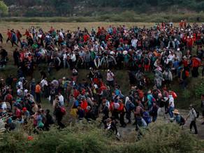 Disminuye migración en frontera de EUA: SRE