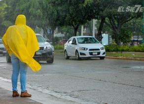 Imperarán en Chiapas los fuertes vientos