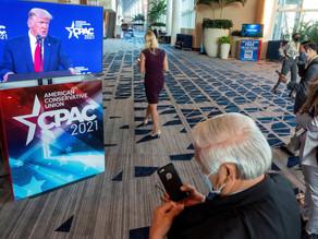 Donald Trump no descarta competir en elecciones de 2024