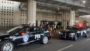 Muere un presunto agresor tras un tiroteo en aeropuerto de Ciudad de México