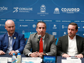 Juegan Tour Mundial de Voleibol en México