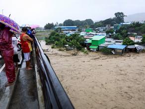 Aumentan a 155 muertos por las inundaciones en Indonesia y Timor Oriental