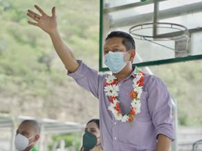 Llama Llaven Abarca a cerrar filas en torno a la Consulta Popular