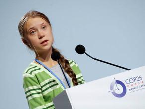 Greta Thunberg, la persona del año