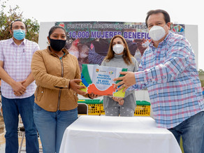 En Villaflores se trabaja para el empoderamiento de las mujeres