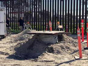 Descubren narco túnel más largo en la frontera