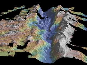 Detectan un 'terremoto boomerang' bajo el océano Atlántico