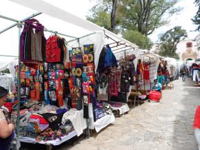 Bajan venta de artesanos de Santo Domingo y Caridad