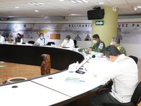 En Chiapas se fortalecen las estrategias para garantizar la seguridad de las familias : Llaven