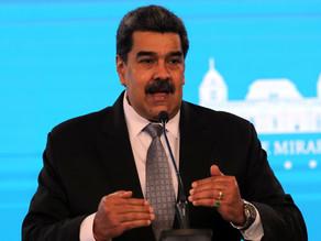 """Maduro se dice """"listo"""" para negociar con la oposición en México"""