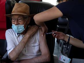 Chile y EU superan el 60 % de vacunados, pero América solo llega al 3 %