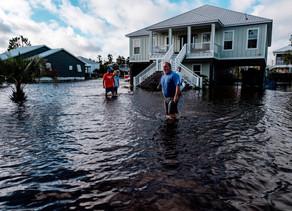 Sally avanza como depresión tras dejar un muerto e inundaciones en EU