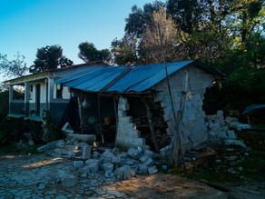 La zozobra de miles al dejar sus casas inundadas enChiapas y Tabasco