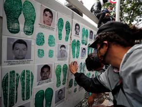 Identificación de estudiante marca sexto aniversario de Ayotzinapa