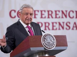 """López Obrador, sin """"nada en contra"""" de Biden pero evita reconocer su triunfo"""
