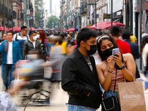 México registra 879 nuevas muertes y 15.876 casos más de coronavirus