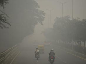 Enfrenta India graves niveles de contaminación