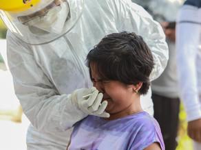 México supera 15.000 contagios en un día, la mayor cifra de la tercera ola