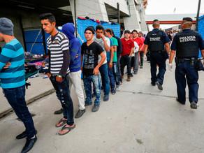 Denuncian 50.000 detenciones y 33 migrantes muertos en México en pandemia