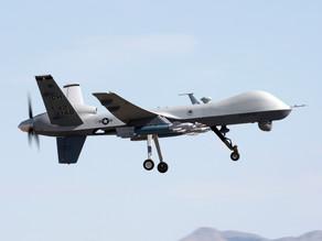 Unos 40 países recurren ya a drones armados: ONU