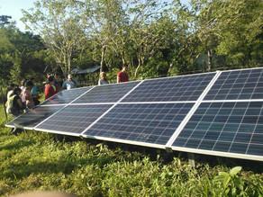 Energía fotovoltaica, la alternativa del presente