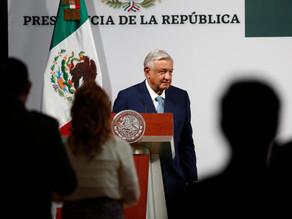 Primeros 100 días del tercer año de Gobierno de López Obrador
