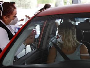 México supera por segundo día consecutivo los 16.000 contagios