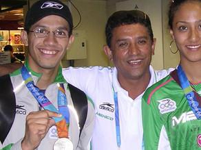 Fallece papá de medallistas